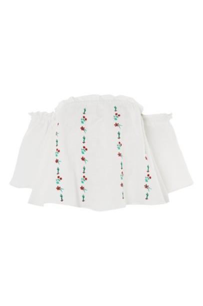 top cactus white