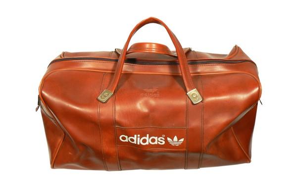 bag handbag adidas adidas originals leather bag brown whithe streetstyle