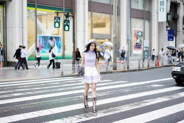 olivia lazuardy blogger pants dress skirt