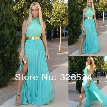 Aliexpress.com : Buy custom made Made Sexy Vestidos De Fiesta list front Crystal Beaded High Neck White Mermaid Long Prom Dress 2014 BO3386 from Reliable dress crown suppliers on Dress Just  For You.