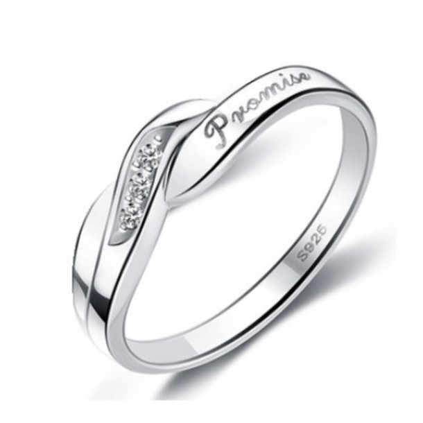 Jewels women ring womens promise ring womens commitment ring
