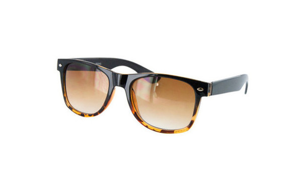 wayfarer sunglasses ombre