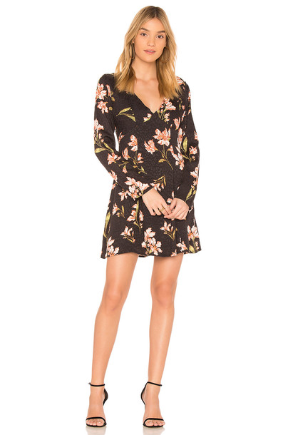 Minkpink dress mini dress mini black