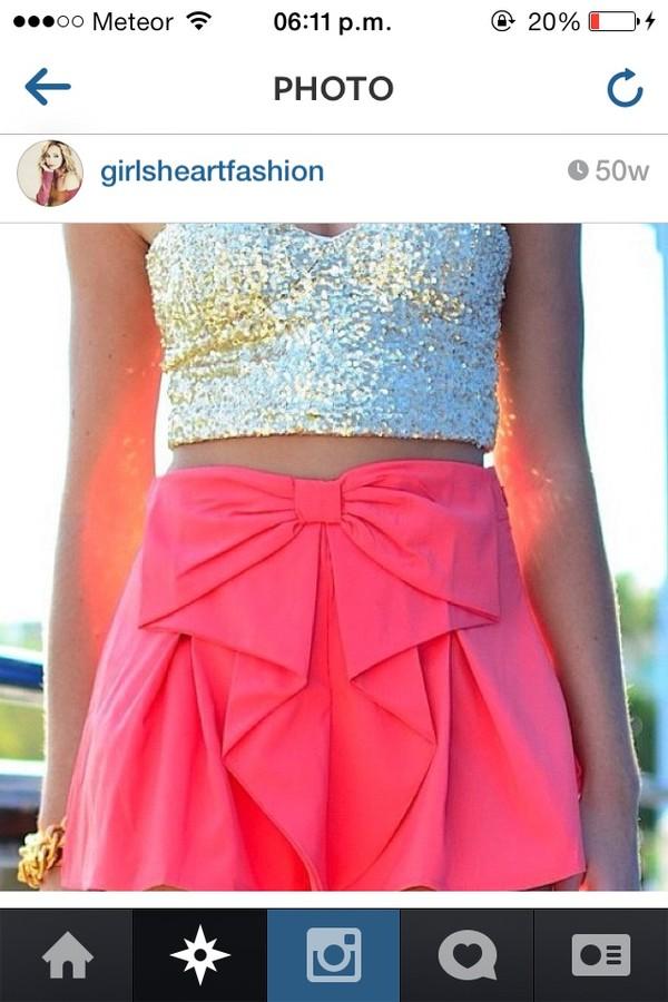 t-shirt crop tops gold sequins sequins sparkle sparkly dress sparkly dress gold skirt