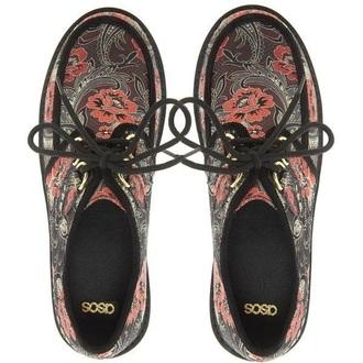 shoes fall shoes flats derbies