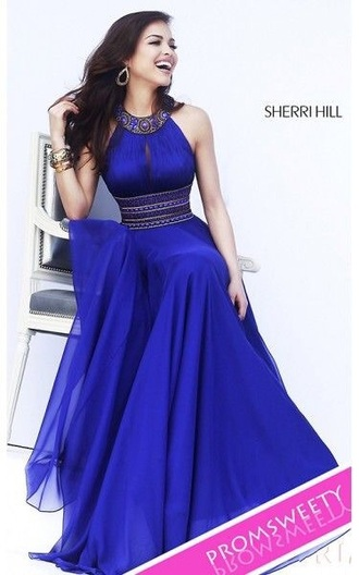 dress blue dress sherri hill 2015 wedding dresses arabic style