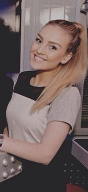 grey,perrie edwards,little mix,mixed colours,color-block,colour-block,block colour