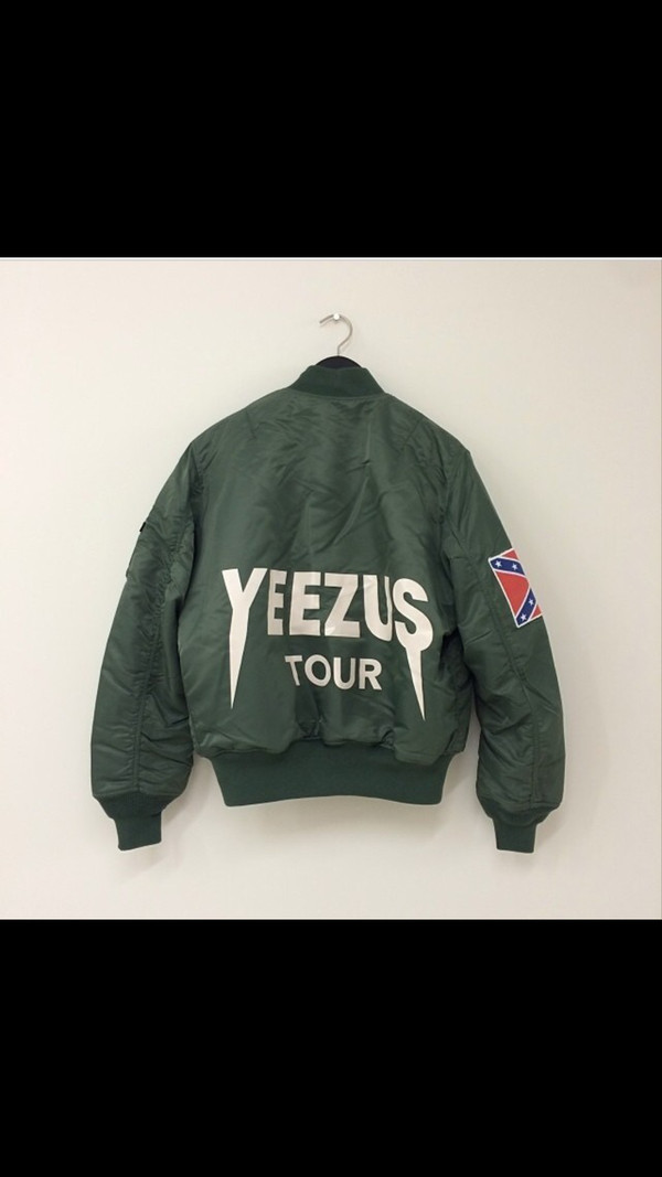 jacket kanye west yeezus yeezy dope trill dope shit trill light jacket windbreaker