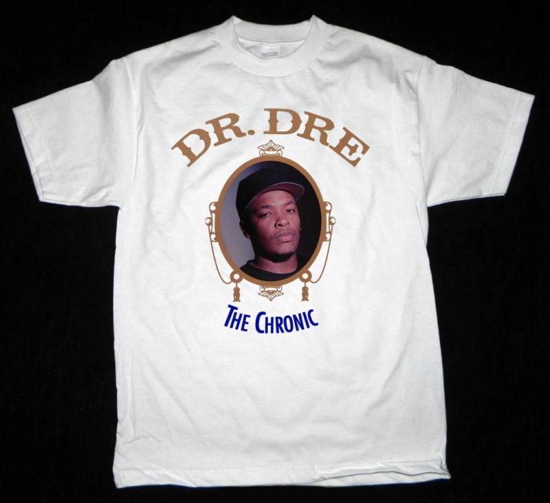 Dr Dre THE CHRONIC Tee. Compton LA NWA T-Shirt Music cd | eBay