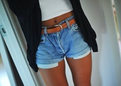 shorts,blue,short shorts,sweater,summer,hot,denim,denim shorts,jeans,levi's,help! please,short jeans,blue shorts,vintage,High waisted shorts