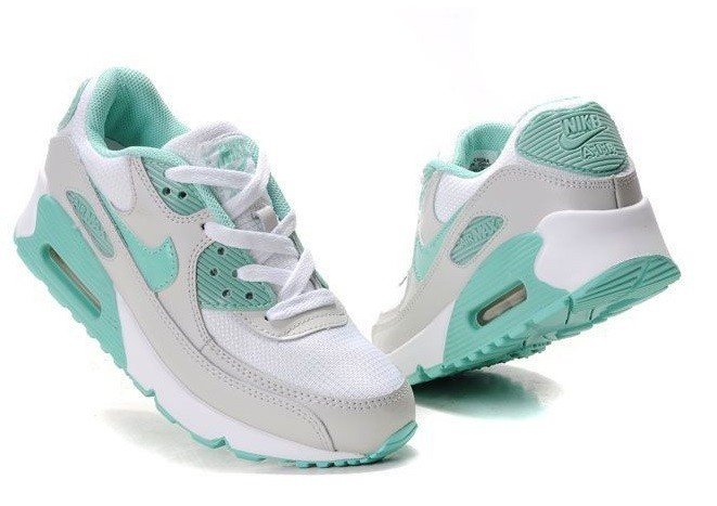 luxury store nike air max mint and white. Black Bedroom Furniture Sets. Home Design Ideas