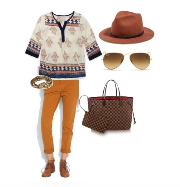 blouse lucky brand