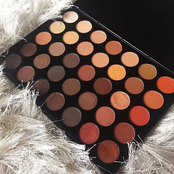 make-up morphe eyeshadow palette red eyeshadow makeup palette eye makeup