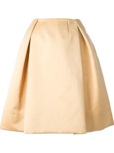 Rochas Volume Skirt - O' - Farfetch.com