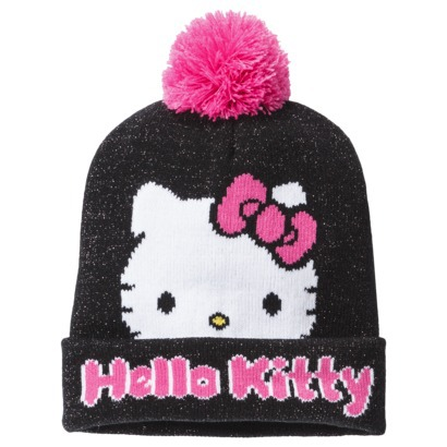 Hello Kitty Girls' Beanie : Target