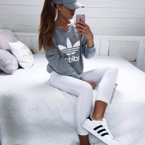 Adidas Superstar Silver Outfit Herbusinessuk Co Uk
