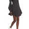 Afrm savanna lattice back fit & flare dress | nordstrom
