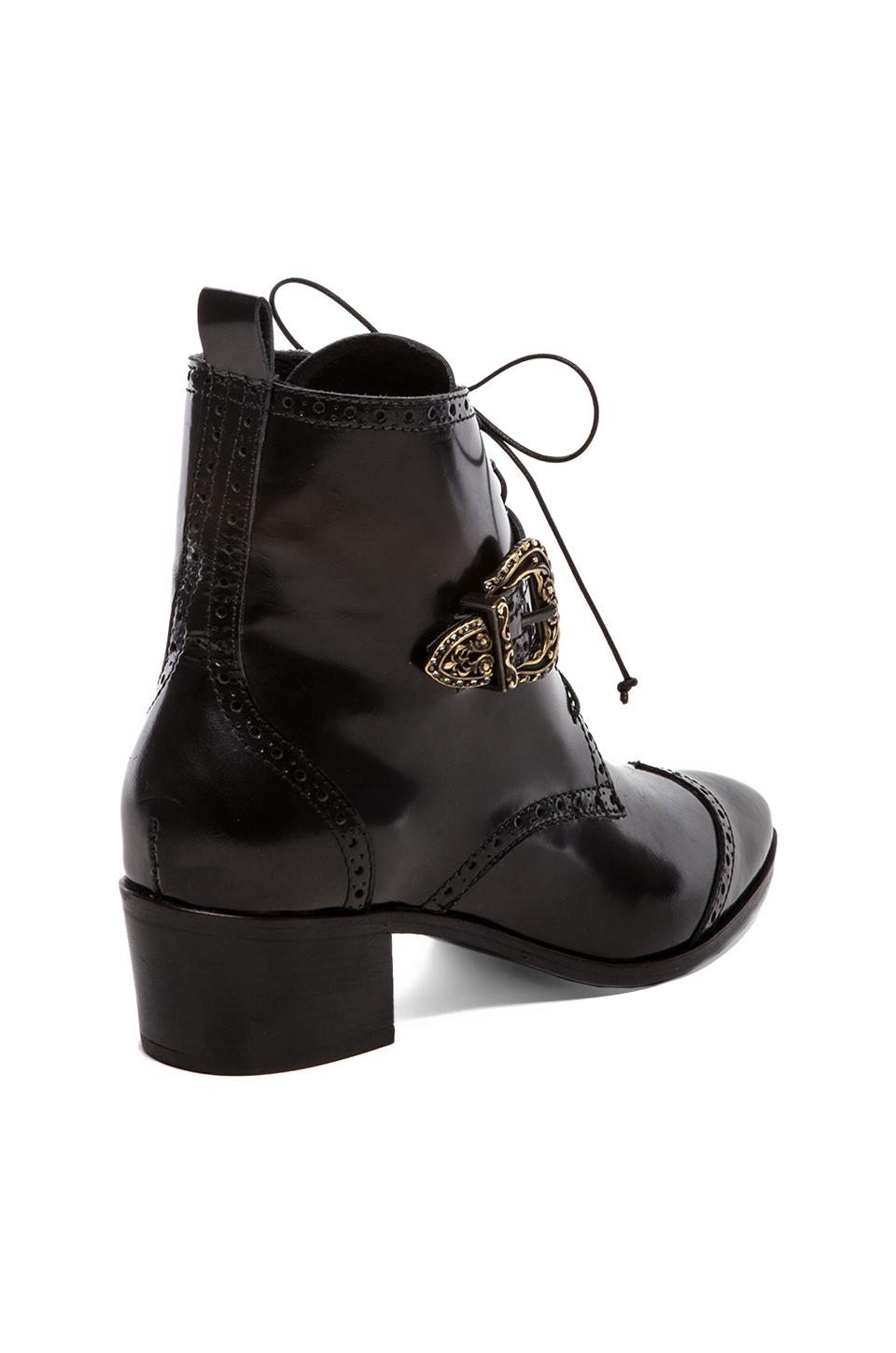 Modern vice collection frankie bootie in black from revolveclothing.com