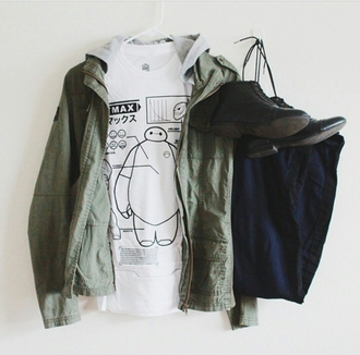 t-shirt graphic tee graphic shirt quote on it graphic top military coat military style army green jeans cute cool girl hipster clothes boots top shirt pants boyish gorgeous beautiful casual stylish style trendy outfit idea fashion inspo urban tumblr outfit tumblr clothes tumblr punk blogger on point clothing jacket