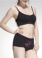 underwear,ductile,camisole,sports bra