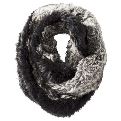 Target Limited Edition Infinity Faux Fur Scarf -... : Target