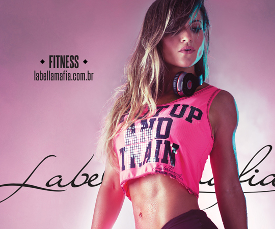 cad99efd1 Labellamafia - Fashion and Fitness - Compre online agora.