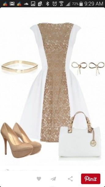 dress same color