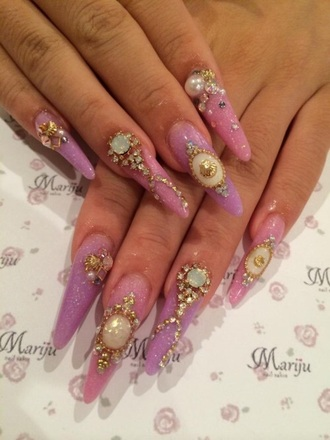nail accessories nails cute grly girly instagram tumblr