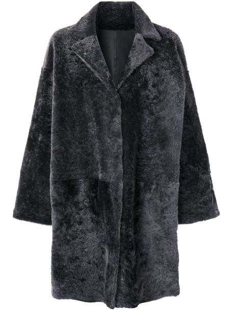 Sylvie Schimmel coat women grey