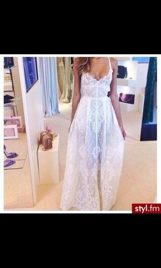 dress lace dress sweetheart neckline