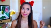hair accessory,cat ears,ears,cats,rose,cute,hair,evea,mylifeaseva,to die for