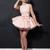 Latex Primrose Party Dress & Bow Belt | William Wilde UK