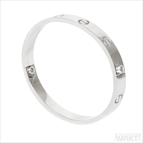 Cartier Love Inspired Bracelet / TheFashionMRKT