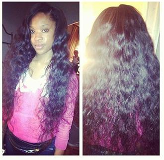 hair accessory hair bundles weave teens girls