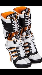 Adidas Jeremy Scott Shop for Adidas Jeremy Scott on Wheretoget