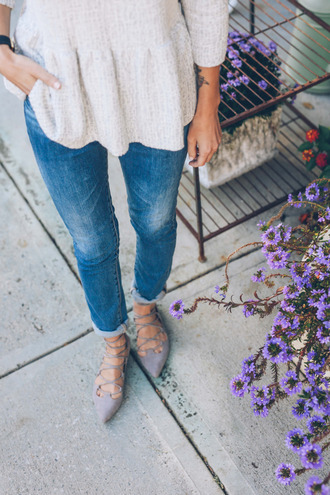 shoes grey flats strappy flats sandals tumblr tie up sandals pointed flats