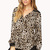 Wild Thing Leopard Blouse | LOVE21 - 2000052102