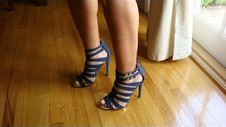 shoes navy heels open toes high heels navy blue heels navy blue hgih heels blue heels