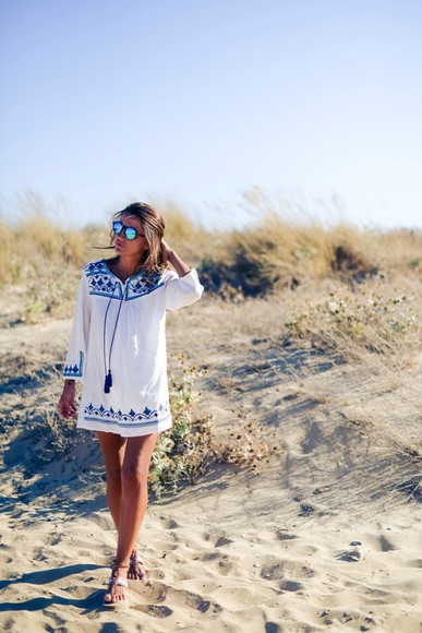 blouse lovely pepa sunglasses blogger shoes