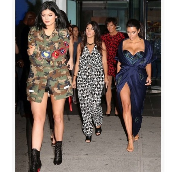 brown green jacket kardashians camouflage camo jacket kylie jenner kyliejennerfashion kylie kendall and kylie jenner