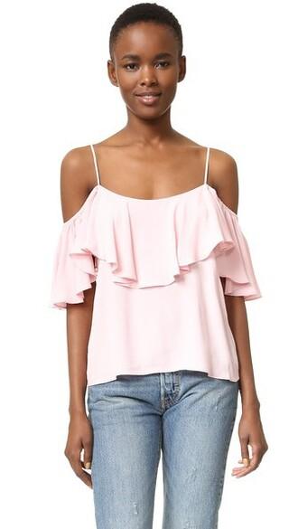 top pink blush