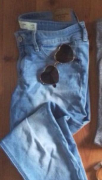 sunglasses heart summer