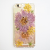 phone cover,handmade,handcraft,pressed flowers,real flowers,iphone,summersummerhandcraft,summer,holidays,cute,gift ideas,giftideas,cool,trendy,purple,daisy,flowers,floral,shabibisheep,iphone cover,iphone case,iphone 5 case,iphone 6 case,iphone 4 case,accessories,samsung galaxy cases,mothers day gift idea,best gifts