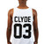 Adapt Advancers — Breezy Excursion x Adapt :: All I Need (Clyde) (Men's White Tank)