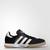 adidas Samba Millennium Leather IN Shoes - Black   adidas US