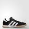 Adidas samba millennium leather in shoes - black | adidas us