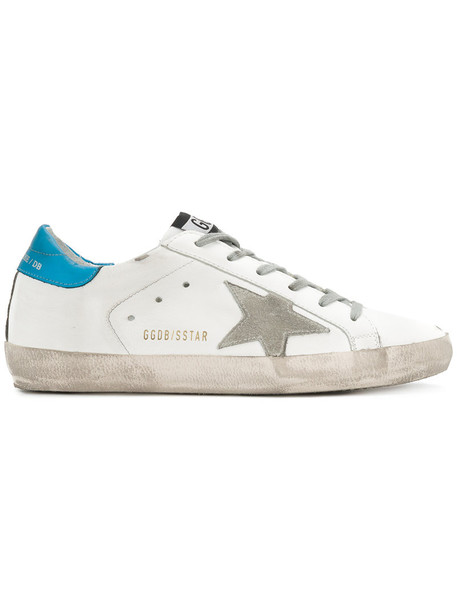 GOLDEN GOOSE DELUXE BRAND women sneakers leather white shoes