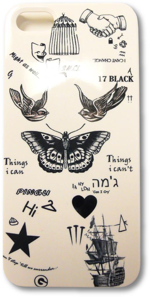 Cute styles iphone 5 case