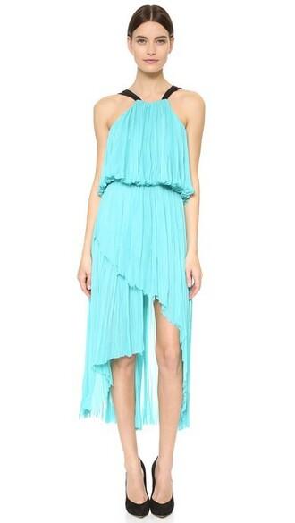 gown light dress