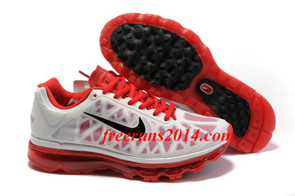 shoes sneakers white nike air max 2011 air max 2011 men anthracite bright cerise